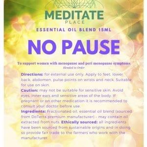 No Pause Plant Medicine